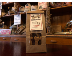 *SPECIAL OFFER 2 FOR £7* Beamish Handmade Dog Biscuits (Cranberry & Oats)