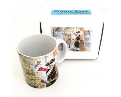 Chester Town Crier Mug