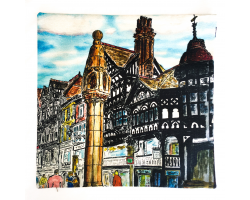 Chester High Cross Cushion Cover