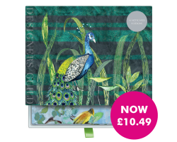 Designers Guild (Blues and Greens) Greeting Assortment Notecard Set