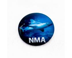 NMA Sandbar Shark Magnet
