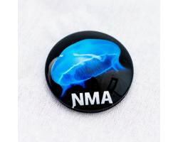 NMA Jellyfish Magnet