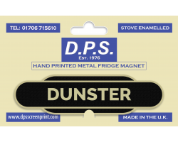 Dunster Fridge Magnet