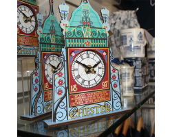 Chester Eastgate Clock Image