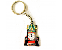 Eastgate Clock Metal Keyring