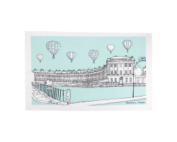 EMMELINE SIMPSON TEA TOWEL