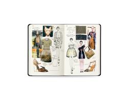 Fashionary Sketchpad A5 Womens