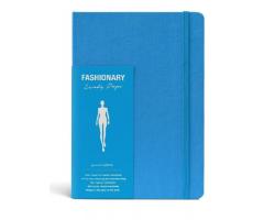 Fashionary Sketchpad A5 Womens Blue Image