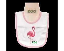 Baby Bib - Flamingo