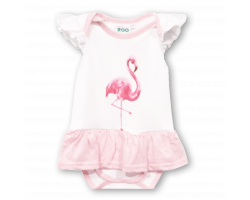 Dress Vest - Flamingo (1 - 2 Years)