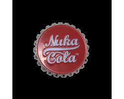 Nuka Cola Large Pin Badge