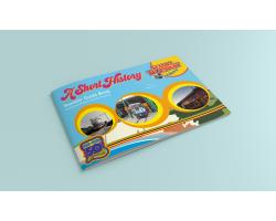 Seaton Tramway Guide Book: 50th Anniversary edition Image