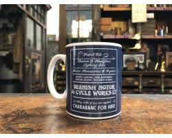 Beamish Garage Mug