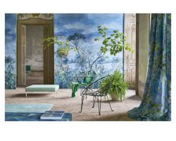 Designers Guild Giardino Segreto Wallpaperpostcard Image