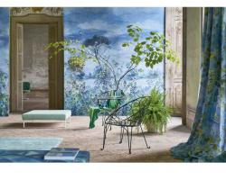 Designers Guild Giardino Segreto Wallpaperpostcard