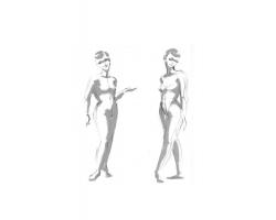 Gertie's Fashion Sketchbook Image