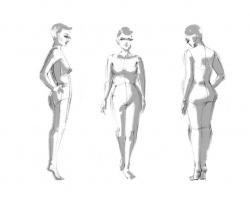 Gertie's Fashion Sketchbook