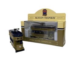 Special Edition: Gold Tram. Corgi Image