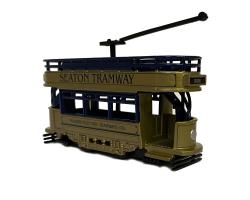 Special Edition: Gold Tram. Corgi
