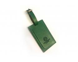 WSR Luggage Tag: Green