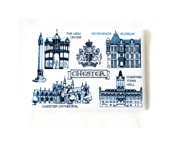 Heritage Fridge Magnet