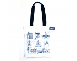 Chester Heritage Tote Bag