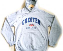 Chester Hoodie - Adult Medium