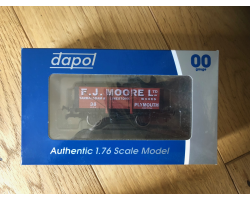 Ltd Edition F.J.Moore Stone Wagon OO Gauge