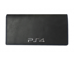 PS4 Leather Purse