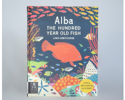 Alba the 100 Year Old Fish