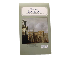 Tudor Folded Map of London