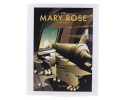 "PRINT - MARY ROSE CANNON (11""x14"")"
