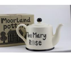 TEAPOT - MOORLAND MARY ROSE Image
