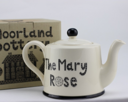 TEAPOT - MOORLAND MARY ROSE