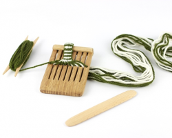 HEDDLE LOOM KIT (S)