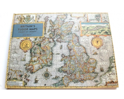 BOOK - BRITAINS TUDOR MAPS