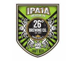 26 Degrees IPA1A 70cl Image