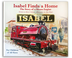 Isabel Finds A New Home