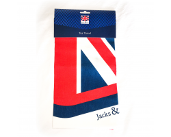 Jacks & Co. Union Jack Tea Towel Image