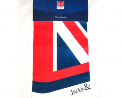 Jacks & Co. Union Jack Tea Towel