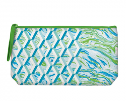 Designers Guild Jourdain Embroidered Pouch