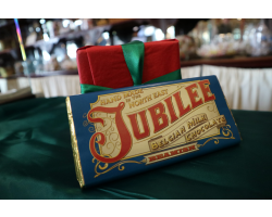 Jubilee Bar - Milk Chocolate
