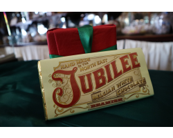 Jubilee Bar - White Chocolate