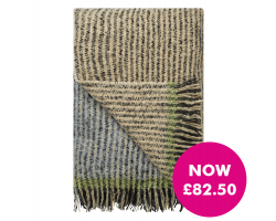 Designers Guild Katan Espresso throw Image