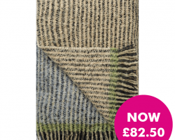 Designers Guild Katan Espresso throw