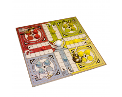 Alice in Wonderland Tea Party Ludo Image