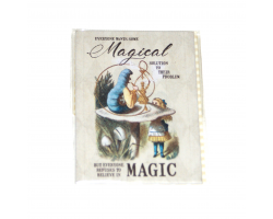 "Alice in Wonderland ""Magical"" Magnet"