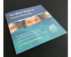 BOOK - THE MANY FACES OF TUDOR ENGLAND