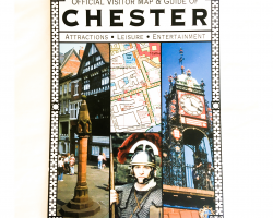 Chester Official Map and Guide