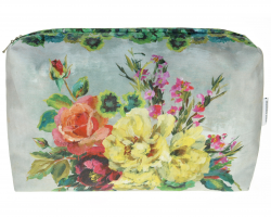 Designers Guild Grandiflora Rose Epice Washbag Medium